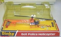 Picture Gallery For : #732 Bell Police Helicopter - Toymart Price Guide
