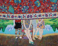 Naomi Okubo– Tokyo, Japan-born artist.   Artmonía