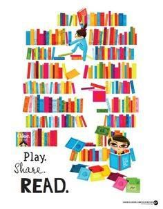 Play, Share, Read