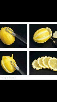 how to cute a cute lemon