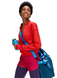 #clothesforhumans #Benetton #FW16 #collection #trend #fashion #woman #sport #red…
