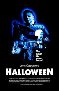 I can't tell you how many times I've watched this, especially during October!