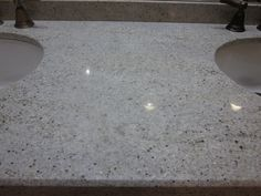 Again, the granite that's going in the kitchen. Cabinet Styles, Shades Of White, White Paints, Granite, New Homes, Kitchen, House, Home Decor, Cooking