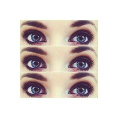 Eyes ❤ liked on Polyvore featuring beauty products and eyes