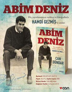 #Kitap önerisi;  Can Dündar - Abim Deniz  Sultan Polat - Evliya Çelebi ve Ahit Sandığı   Link; http://www.hadigenc.com/2014/11/kitap-onerisi-abim-deniz.html