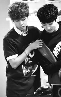 V & Jung Kook