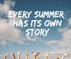 every summer has its own story  #WetSealSummer #Contest