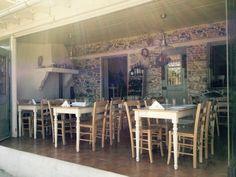 Greek fish tavern by the sea   Platamonas