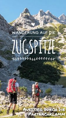 Hike from Garmisch to the Zugspitze Zugspitze tour 1 day Europe Destinations, Europe Travel Tips, European Travel, Hiking Germany, Best Places In Europe, Empire Ottoman, Nature Activities, Day Hike, Outdoor Travel