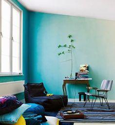 100  Ιδέες για να βάψετε μόνοι σας τους τοίχους του σπιτιού σας!