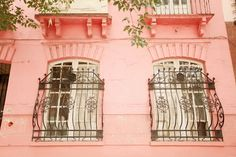 pink, Mexico City