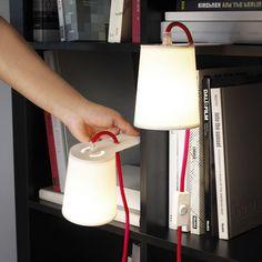 Fancy - Lightbook Library Lamp