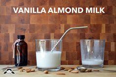 Vanilla Almond Milk   Award-Winning Paleo Recipes   Nom Nom Paleo