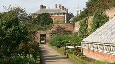 Beningbrough Walled Garden