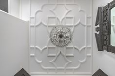Custom Plaster Ceiling, designed & made by Crown Plaster Inc.  www.crownplaster.com