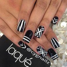 gel nail designs instagram - Google Search