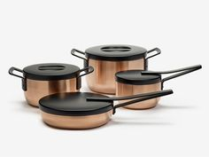 Amazing designer cookware from Piet Boon. Only available from ECC Brisbane. Call us to order today 07 3100 8842 Cookware Set, Studio Kitchen, Office Interior Design, Inspired Homes, Scented Candles, Giveaway, Copper, Cooking, Houses