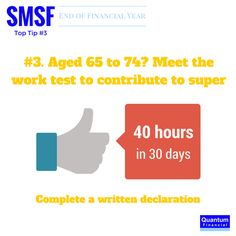 38 days until June 30 for SMSF members. Empowering SMSF members to manage their end of financial year tasks with confidence #SMSFTip3 #SmallBusiness #Retirement