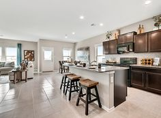 This kitchen is great, that's a FACT! If it was yours, how would you REACT?! Find your new Lennar Home!