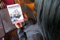 Marianne La soeur du dealer. Mon interview dans le parisien du  25 avril 2017