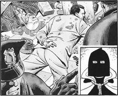 Искусство: комиксы с отсутствием супергероев on http://frontyardmag.com