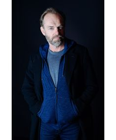 Famed photographer Jeff Vespa captures the coolest stars at the Sundance Film Festival. Hugo Weaving, Strangerland.