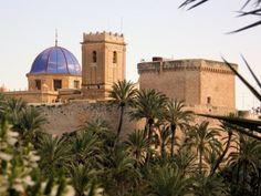 Elche in Alicante, Valencia