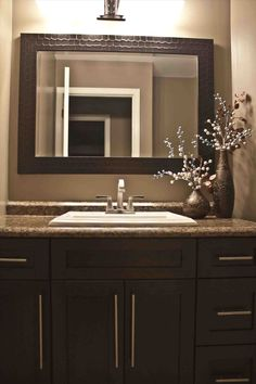 This brown painted bathroom cabinets - kitchen : kitchen colors with dark brown cabinets flatware utensil storage bakeware holiday dining sauce pans . this . painting bathroom vanity ideas 69 with painting bathroom vanity ideas. innovative ideas for painting a bathroom with ideas for painting bathroom. dark brown painted metal small bathroom vanities frame and brown copper sinks using shabby copper faucet adorable small bathroom vanities and sinks . painting white bathr