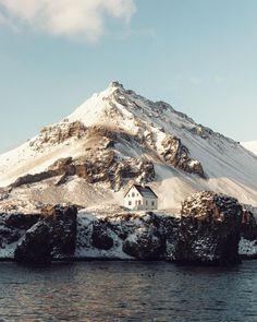 Arnarstapi Islande