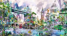 Heavenly Kingdom by Joseph Klibansky - http://rize.gl/wK