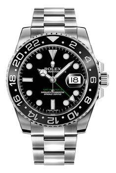 Rolex Watches Collection For Men : Illustration Description Rolex GMT-Master II 116710 Mens Watches For Sale, Rolex Watches For Men, Luxury Watches, Cool Watches, Men's Watches, Dream Watches, Rolex Submariner No Date, Rolex Datejust, Cartier
