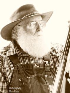 bluegrass music: papa played base