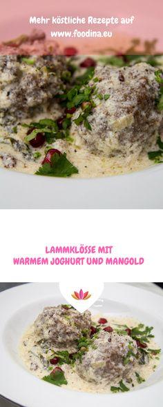 Ein echter und köstlicher Ottolenghi! Yotam Ottolenghi, Foodblogger, Clean Eating, Vegan, Cooking, Recipes, Drinks, Photography, Spice