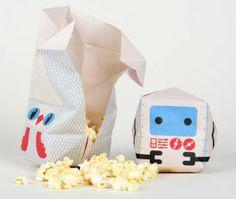Piñata di Popcorn