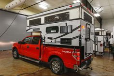 2016 Lite Weight Pop Up Slide In Pickup Truck Camper SS-800