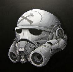 Stormtrooper - Star Wars - Clog Two Starwars, Stormtrooper, D Mark, Star Wars Personajes, Drawn Art, Marvel, Love Stars, Art Graphique, Star Wars Characters