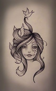 gypsy tattoo designs - Google Search