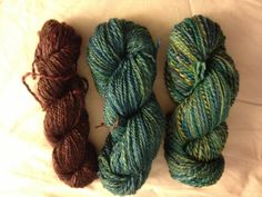 Jennifer P. Spinzilla yarns #TeamEdgewood