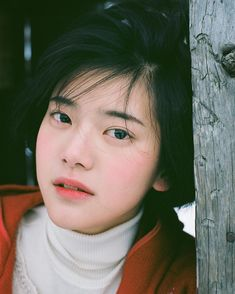 Poses, Pretty People, Beautiful People, Girl Short Hair, Ulzzang Girl, Asian Beauty, Cute Girls, Asian Girl, Portrait Photography