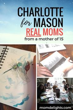 Charlotte Mason for Real Moms The Charlotte Mason method is truly an amazing way to homeschool, but its genius is clouded by too much information. If you are like me, you don't have the time nor the inclination to swim through a sea of impressions. Reggio, Classical Education, History Education, Teaching History, Kids Education, Holistic Education, History Teachers, Childhood Education, E Mc2