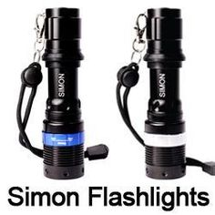 Regardless of your needs, Simon LED flashlights can illuminate every area and help you perform tasks more successfully and effectively.