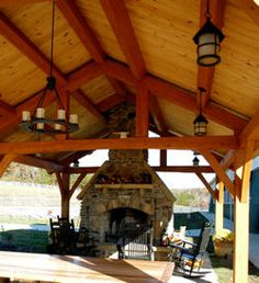 outdoor picnic structure | Spring and Summer – even the Fall of the year – calls for a shady ...