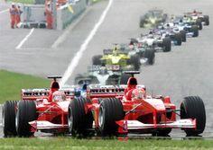 Michael Schumacher, 2000