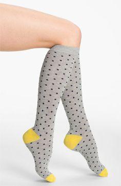 Nordstrom 'Soft Touch' Knee Highs (3 for $18)   Nordstrom