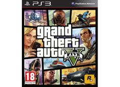 Used : Grand Theft Auto V - PS3 large