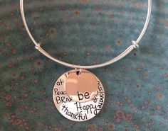 You Hold My Heart Forever Alex and Ani Inspired Message Expandable Bangle Bracelet  Be Graffiti Be Creative be free be yourself Theme jewelry  Bangle