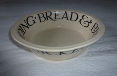Emma Bridgewater Toast & Marmalade Pudding Baking Dish