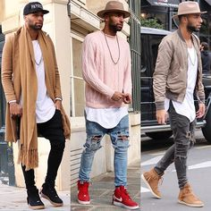 Check out these rugged mens fashion 2257 Rugged Style, Streetwear Mode, Streetwear Fashion, Stylish Men, Men Casual, Urban Fashion, Mens Fashion, Urban Style Outfits, Mens Clothing Styles