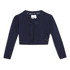 J By Jasper Conran Kids Designer Girl's Navy Cropped Knitted Cardigan Age 3-4 J By Jasper Conran http://www.amazon.co.uk/dp/B00KNT6E4O/ref=cm_sw_r_pi_dp_yjAdub1ZRXFCM