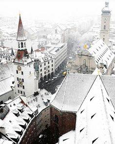 Munich, Germany. #Munich #Germany by @mjcskye #cities_of_world
